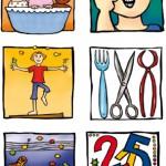 Anja Weiss, Illustrationen für eine Kindertagesstätte
