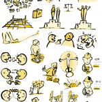 Anja Weiss, Illustrationen für eine Lingumental-Trainerin