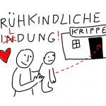 Frühkindliche Bindung, Bildung, Illustration, Anja Weiss, Hannover