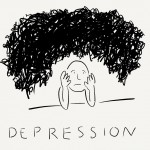 Depression, Illustration, Anja Weiss, Hannover