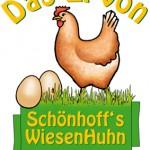 Logo Wiesenhuhn, Grafik-Design & Illustration Anja Weiss, Hannover