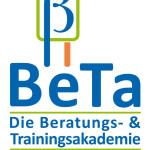 Beta Beratungs- und Trainingsakademie, Logo, Bildmarke, Corporate Design, Logoentwicklung, Gestaltung, Anja Weiss Graphik Design, Logoentwicklung, Hannover, Illustration, Graphic Recording