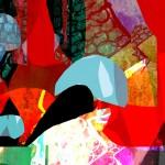 Kunstprojekt mit Guido Kratz, 2012