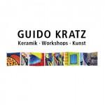Logoentwicklung Guido Kratz · Keramik · Workshops · Kunst