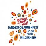 Grafik-Design, Logo, Logoentwicklung Landesposaunenfest 2010