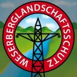 Aktionslogo Weserberglandschaftsschutz, Anja Weiss, Hannover, Logo, Grafik-Design und Illustration