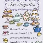Brelinger Mitte, Kultur im Dorf 14 - Teegarten