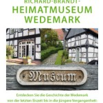 Corporate Design Gemeinde Wedemark Flyer Heimatmuseum, Gemeinde Wedemark Logo, Slogan, Corporate Design Entwicklung, Geschäftsausstattung, Corporate Design, Grafik-Design, Logo, Anja Weiss Hannover