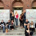 Graphic Recording Design-Thinking Workshop Leuphana Universität Lüneburg