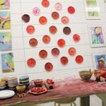 Rotes Essen, Guido Kratz, Graphic Recording, Anja Weiss