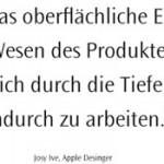 Zitat Josy Ive, Geschäftsausstattung, Corporate Design, Grafik-Design, Logo, Anja Weiss Hannover