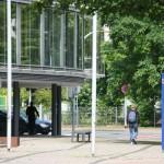 Das Kreishaus in Hameln