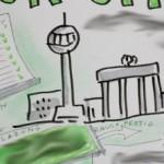 Graphic Recording (Ausschnitt) Vorstands-Workshop Nordzucker AG