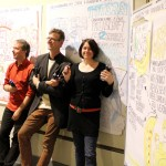 Sustainability Jam Hannover 14, Graphic Recording, Anja Weiss
