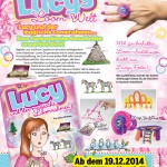 Lucys Loomwelt, Illustration Anja Weiss, Hannover