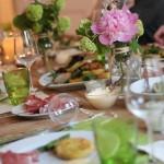 Ideen-Dinner Frauenförderung Graphic Recording Anja Weiss Hannover