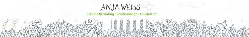 Anja Weiss · Grafik-Design & Illustration