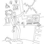 Prozessbegleitung, Graphic Recording, Zeichnen, live, Gruppenprozess, Illustration, Keymessage, Prozessbegleitung, Graphic Recording, Zeichnen, live, Gruppenprozess, Illustration, Anja Weiss, Hannover