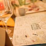 Ideen-Dinner, Waldlichtung, Frauenförderung, Graphic Recording Anja Weiss Hannover, Zeichnen, Zeichenagentur, visuelles Protokoll