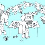 hi_amine_3_kl, Illustration, Zeichnen, Erklärfilm, Zeichenagentur, animiert, Anja Weiss, Hannover, hannoverimpuls, Gründungspreis