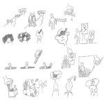skizzen-beratung-3, Anja Weiss, Illustration, Beratung, Zeichnen, zeichenagentur, Hannover, Graphic Recording