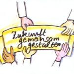 Baedertag2_Ausschnitt_kl, Graphic Recording, Impulsvortäge, zeichnen, Anja Weiss, Zeichenagentur.de