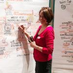 ITN_Anja_kl, Graphic Recording, Unternehmensentwicklung, zeichnen, Workshops, Hannover