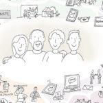 Illu_UX_Allianz_kl, Illustration, User Experience, Zeichnung, Anja Weiss, Hannover