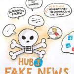 Webdays17_9_kl, Berlin,Anja Weiss, Hannover, zeichnen, Graphic Recording, Digitalisierung. Politik, Hacker-Ethik, Fake News, Fairness im Netz, Überwachung, digitale Selbstbestimmung, Action Labs