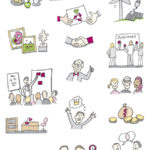 IllusHK_kl, Illustration, Anja Weiss, digital, zeichnen, Hannover, Graphic Recording