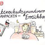 verdiSPK18_Forum5_kl, Graphic Recording, Personalrat Sparkasse, Verdi, Vollversammlung, zeichnen, Foren, visualisieren, Teilnehmer, zeichnen, Hannover, Anja Weiss