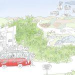 Illu1_VWN_kl, Illustration, Anja Weiss, zeichnen, Hannover, Unternehmensbilder, Strategiebilder, Visualisierungen, Graphic Recording
