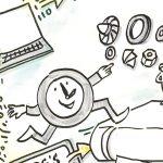 MTU6_kl, Illustration, Graphic Recording, Visualisierung, Führungsgrundsätze, Leitbild, Strategie, Anja Weiss, Hannover, zeichnen, Visualisierung