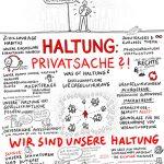 Sketchnote_Haltung_kl, Sketchnote, zeichnen, life, Vortrag, Haltung, Anja Weiss, Hannover