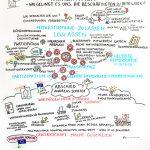 verdi_wasserwirtschaft_GraphicRecording1_kl, Graphic Recording, verdi, Wasserwirtschaft, Konferenz, zeichnen, visualisieren, Anja Weiss, Hannover, Visualisierung, visuelles Protokoll