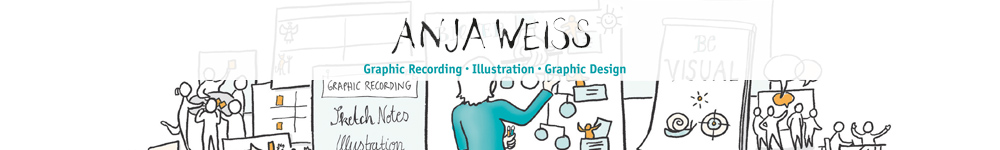 Anja Weiss · Graphic Recording & Illustration